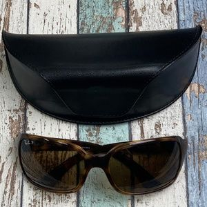 Italy! RayBan RB4068 Polarized  Sunglasses /POI111